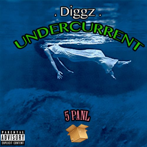 "2014 Diggz - Undercurrent [http://www.datpiff.com/Diggz-Undercurrent-mixtape.633918.html] original version: Toni Frissell ""Weeki Wachee Springs, Florida (1947)"" #albumcover"
