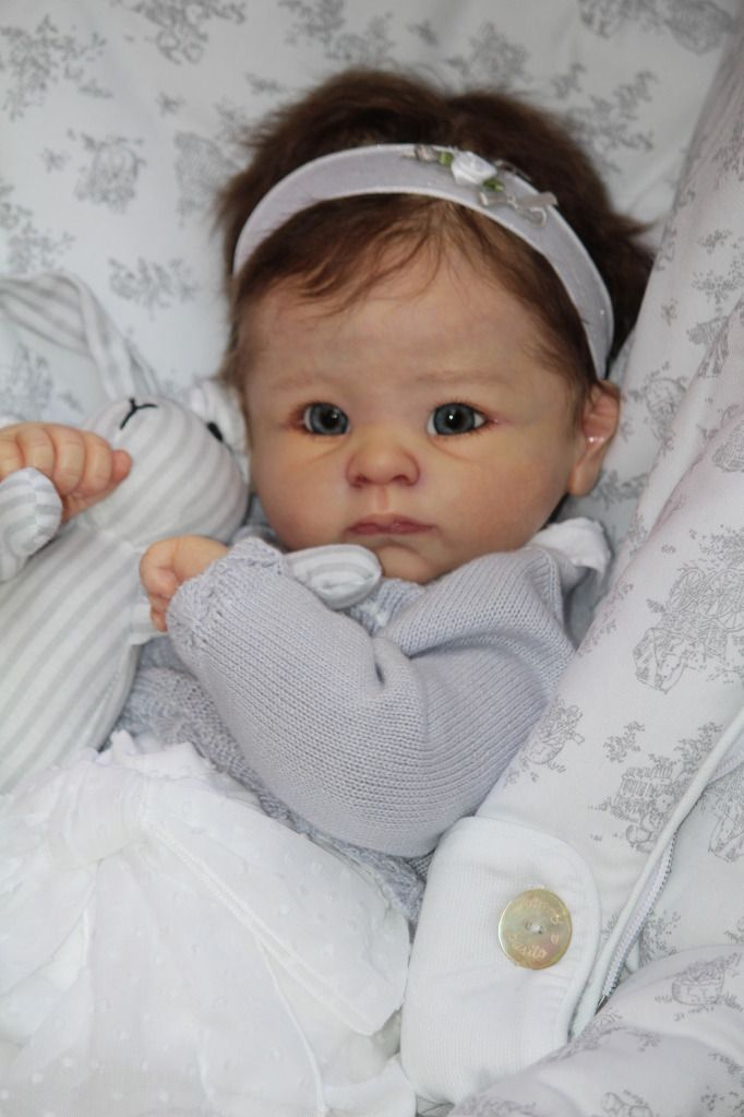 Hand-Crafted Reborn Dolls I believe this is Andi Murray open eyed version