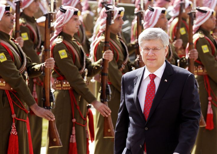 """Is Stephen Harper off his rocker? Forget his trip to Jerusalem last year when the Canadian prime minister said that criticism of Israel was a """"mask"""" for anti-Semitism."""