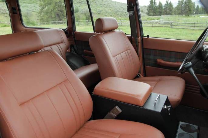 Legacy Classic Trucks Inventory - 1985 Toyota Land Cruiser FJ60