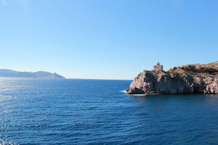Lighthouse - Ios, Greece by Ashleigh D. on 500px