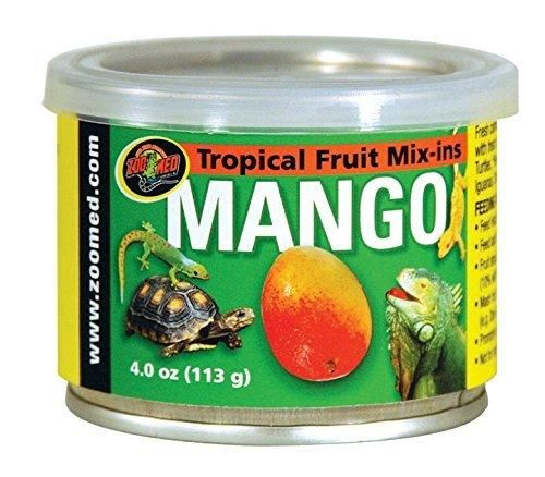 Zoo Med Laboratories SZMZM150 Can O Fruit Mango, 4 Ounce