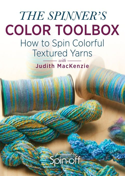 Explore unexpected ways to create color in your yarn | InterweaveStore.com