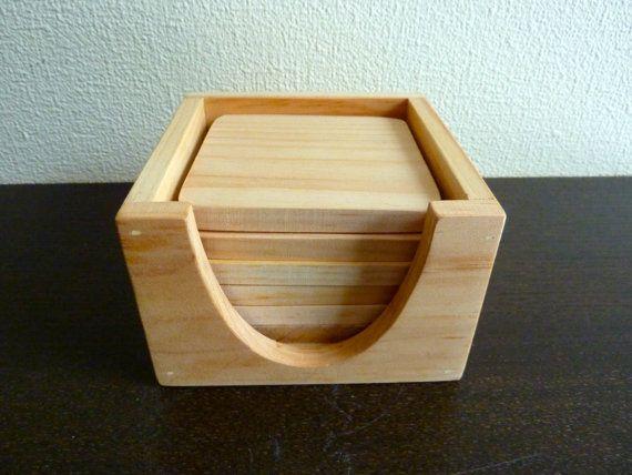 best 25 wooden coasters ideas on pinterest. Black Bedroom Furniture Sets. Home Design Ideas