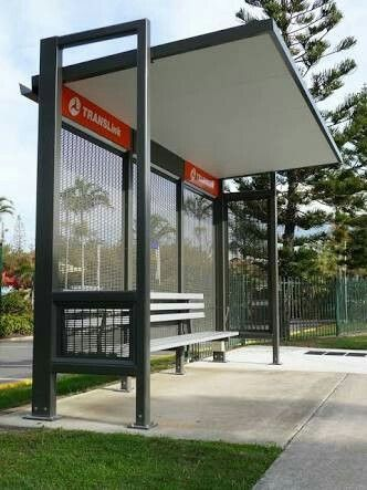 Bus Shelters | Categories | ASCO Innovative Open Space Infrastructure