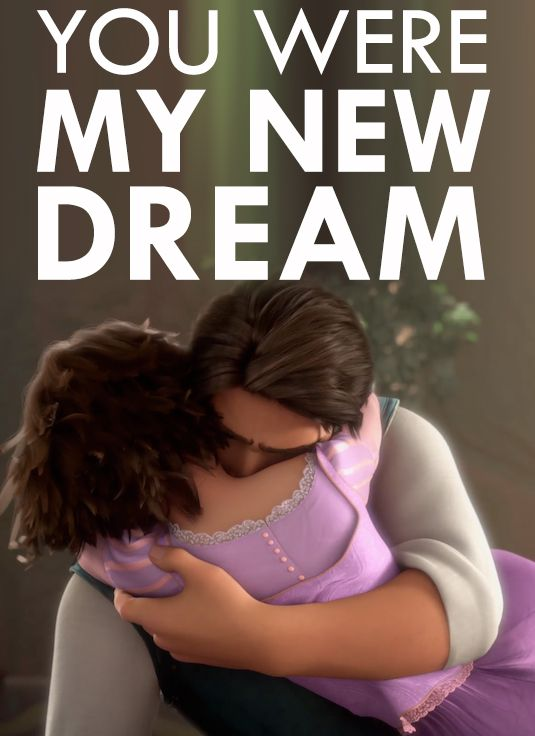 Why we love Flynn Rider and #Rapunzel from #Tangled...  #truelove