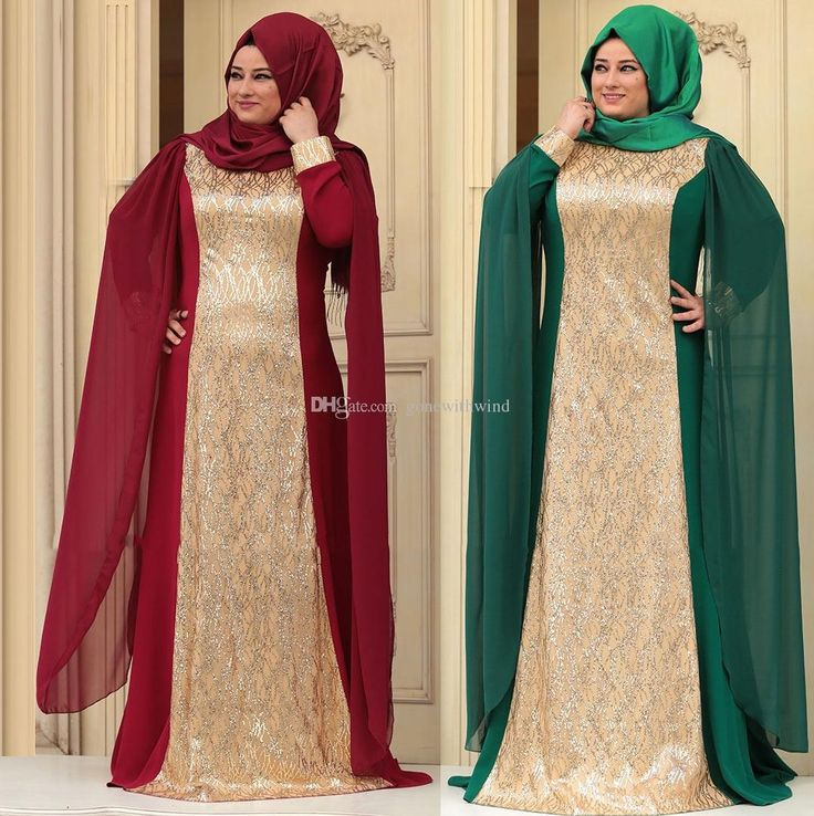 2016 Muslim Plus Size Evening Dresses Hijab Set Arabic Kaftans Dresses Dubai Abayas Muslim Evening Gowns Islamic Clothing Dresses For Juniors Formal Gowns From Gonewithwind, $201.01| Dhgate.Com