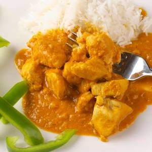 Neven Maguire's 'Family Friendly' Chicken Curry  This delicious recipe is a quick and nutritious alternative to what you might be tempted to order in on a Friday night and is a real family favourite. This recipe is very mild and suita