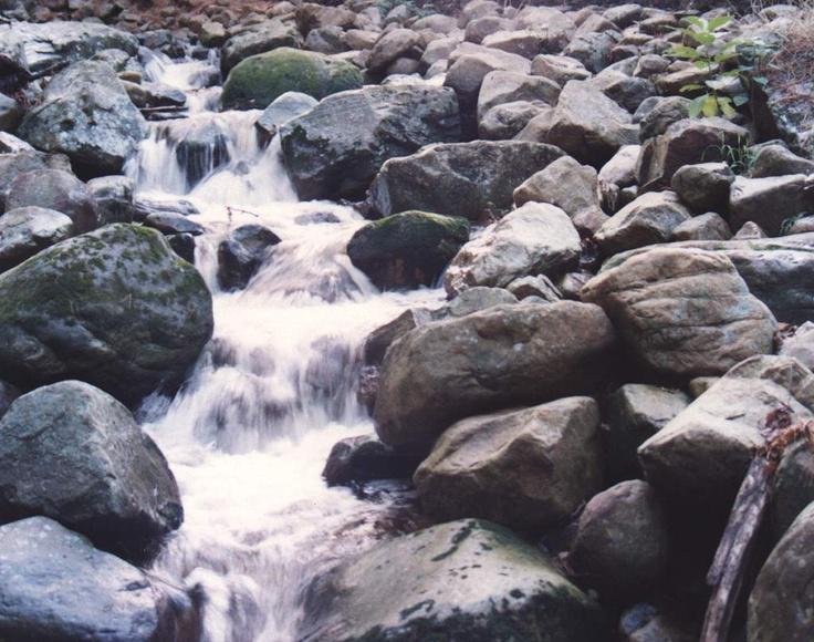 Rocks - it must be the Capricorn in me....