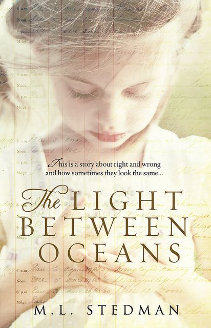 The Light Between Oceans Couple that runs lighthouse finds a baby washed up on shore and how they deal with it for years to come. Jan 2014 3.5 stars. Very slow beginning but glad I stuck it out..:
