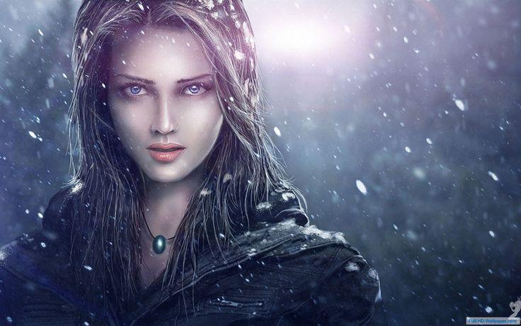 Fantasy, Fantasy women and Fantasy images on Pinterest