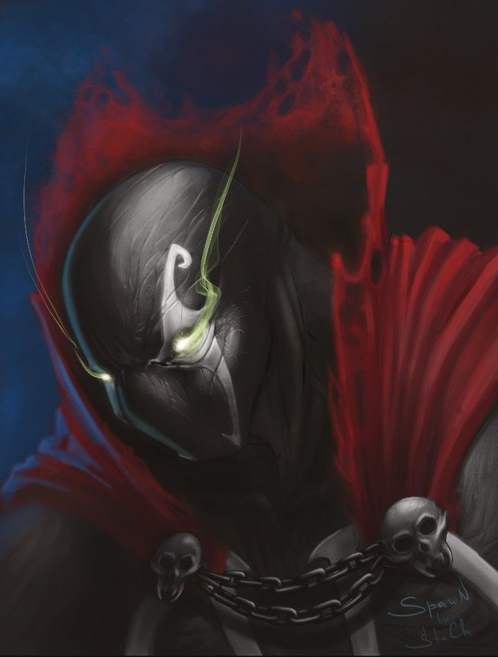 Pin By Diablo Zataink On Spawn Marvel Wallpaper Spawn Image Comics
