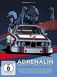 """Ab sofort ist ein einzigartiger Dokumentarfilm über die 50-jährige Tourenwagengeschichte von BMW Motorsport erhältlich: """"ADRENALIN – THE BMW TOURING CAR STORY"""" von den Brüdern Tim und Nick Hahne (beide DE). Gemeinsam mit ihrer Crew waren"""