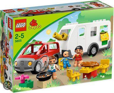 LEGO Duplo Ville Caravan - 5655