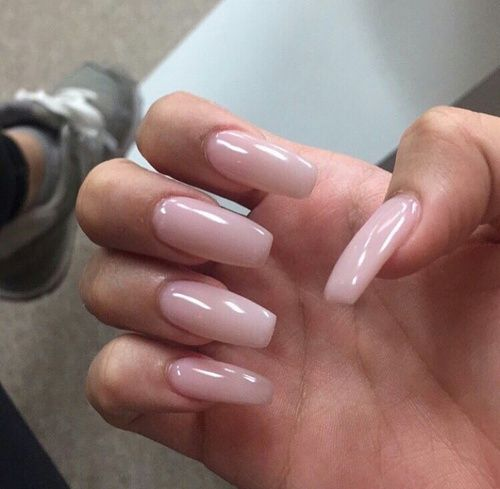 Image de nails, pink, and pretty