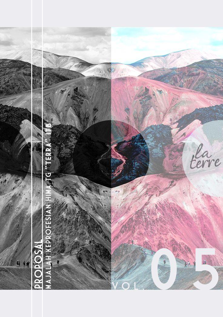 La Terre Vol. 05 Proposal  Design(Content Accessible)