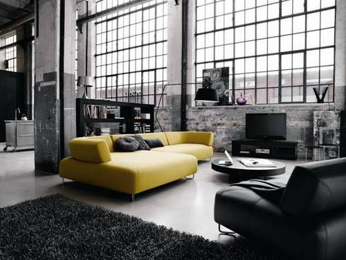 Makes me want exposed brick under my windows!