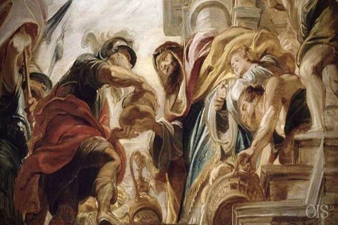¿Y cuál es la razón por la que Cristo Ahnsahnghong es el verdadero Melquisedec que cumplió las profecías de la Biblia.? Él trajo la señal de Melquisedec.