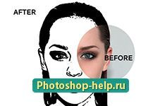 Сайт с уроками фотошоп - Уроки photoshop для всех
