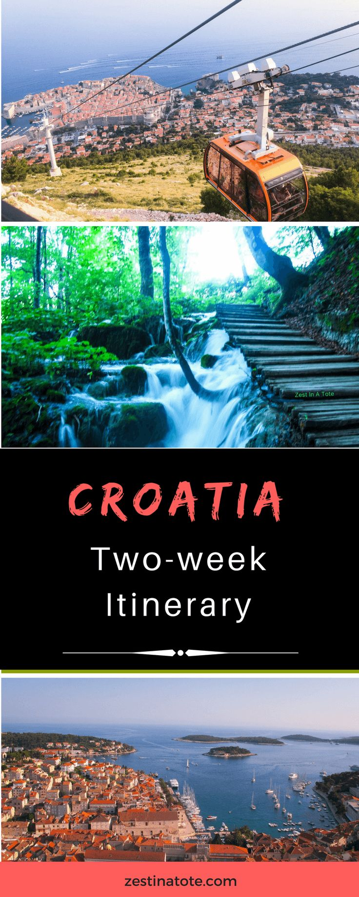 The Croatia itinerary we followed, gave us an opportunity to visit UNESCO Heritage sites like Plitvice national park and Ston walls, relax in beautiful islands of Hvar and Vis, explore medieval cities of Split and Dubrovnik. This itinerary is suitable for family travel. #croatia #croatiaitinerary #visitcroatia #dubrovnik #plitvicelakes #split #zagreb #ston #hvar #croatiawithkids #croatiafamilytravel #familytravel