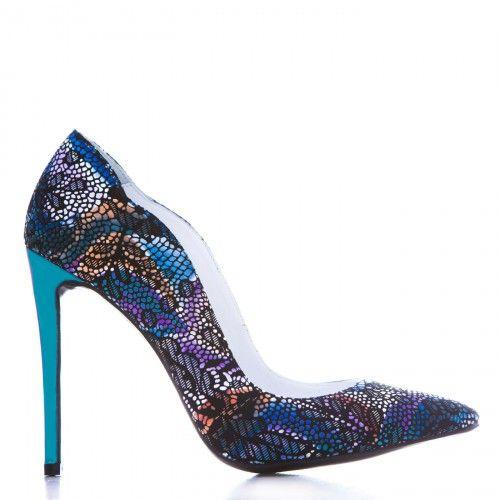 #CONDUR by alexandru #Shoes #2015 #Spring #Summer @1501 Presaj albastru