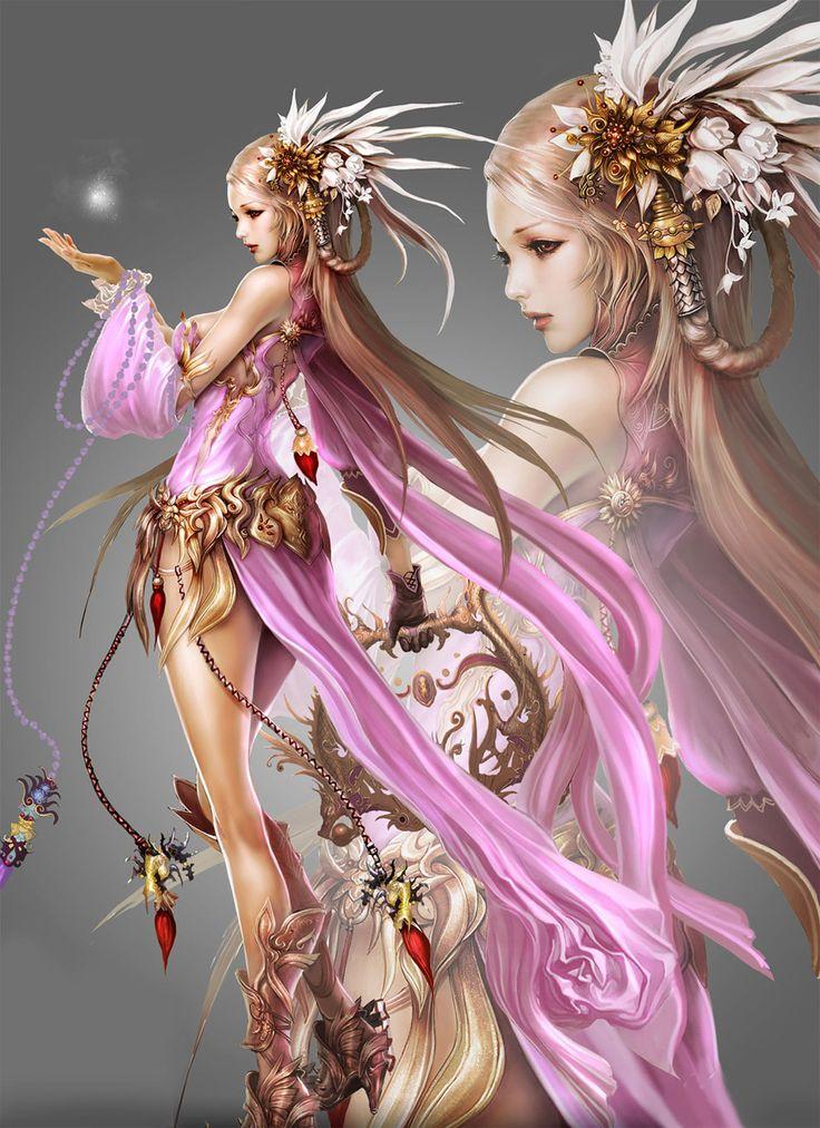 Art goddesses digital gods and