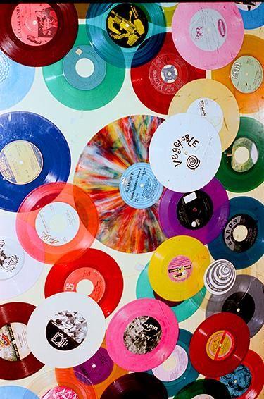 Record heaven at Amoeba Hollywood.