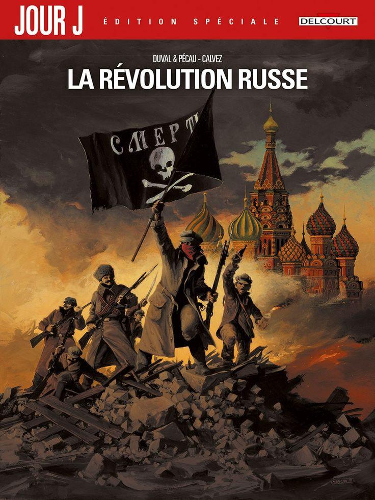 La Révolution Russe, Jules Bonnot rebat les cartes  https://www.ligneclaire.info/pecau-duval-calvez-56643.html