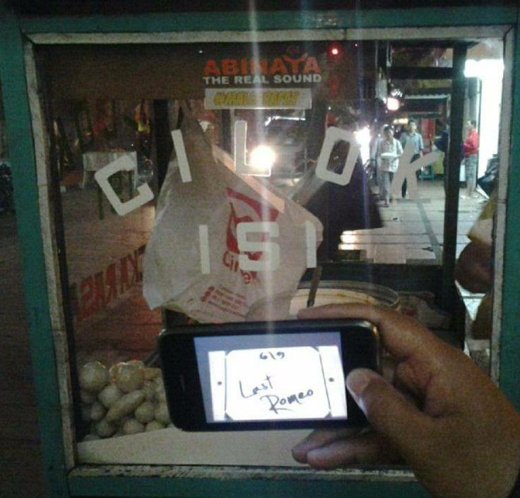 Cilok Isi #LastRomeo | Braga Citywalk Food Street
