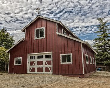 Pole Barn Design Ideas, Pictures, Remodel and Decor