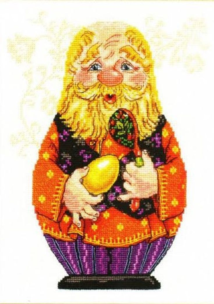 Alisa Counted Cross Stitch Kit Ginger Cat 0-207