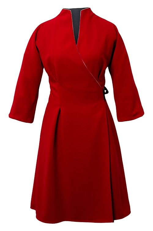 JOLIER Sarita | Multi-fitting (xs-m) | Two-in-One (reversible red/black) | Shop online at: www.jolier.com