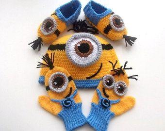 minion crochet!