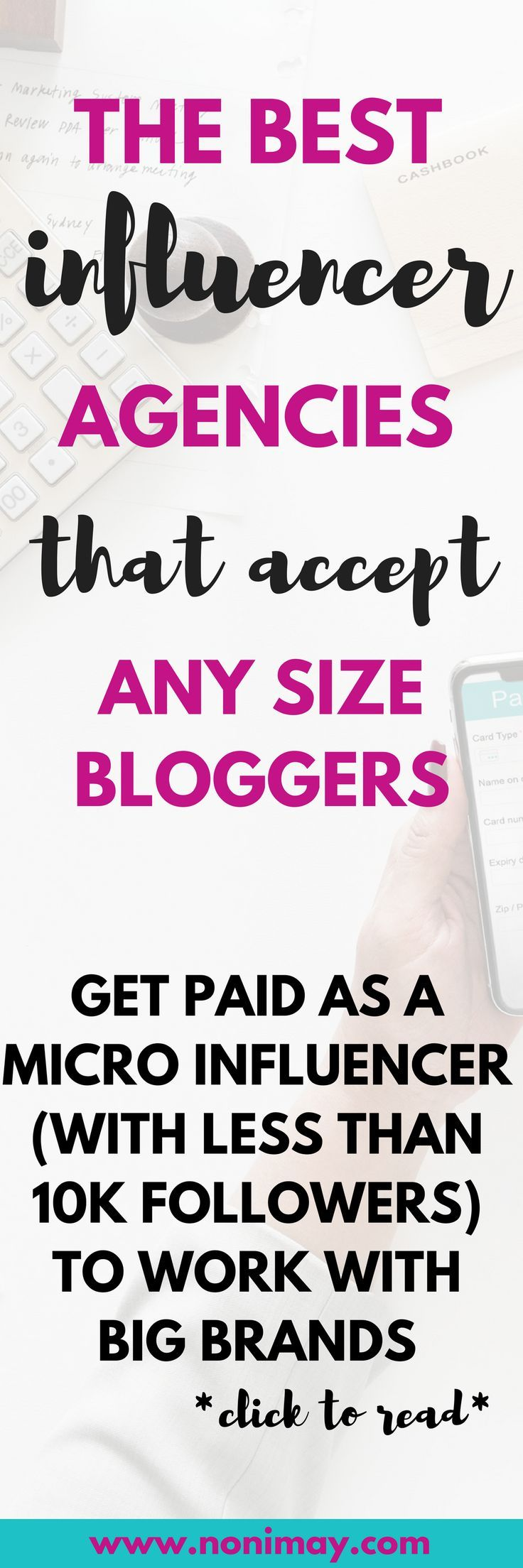 A list of 50+ paid blogger networks to join