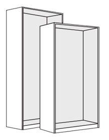 Cómo elegir bien tu interior de armario | Bricodepot