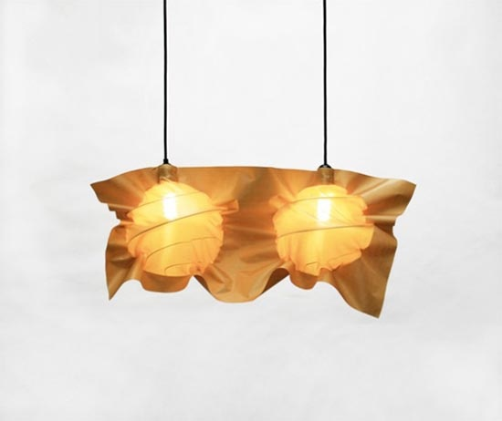 Creative Pendant Lights Design, Fabricate by Henny van Nistelrooy