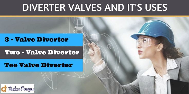 Diverter Valves And It's Uses