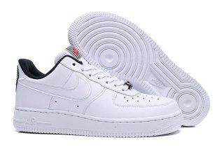 7c94277de8f9d4 Mens Womens Nike Wmns Air Force 1  07 SE LX Valentines Day White Black  AJ0867 100 Running Shoes