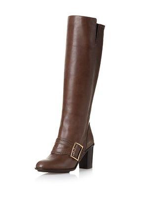 Derek Lam Women's Rupert Long Boot (Grey)
