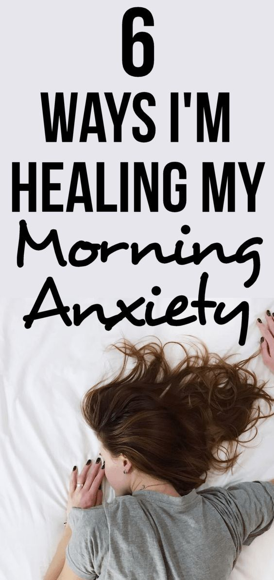 Anxiety, morning anxiety How my bedtime routine helped my anxiety.