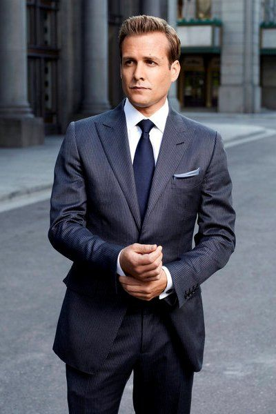 gabriel macht as harvey specter in suits