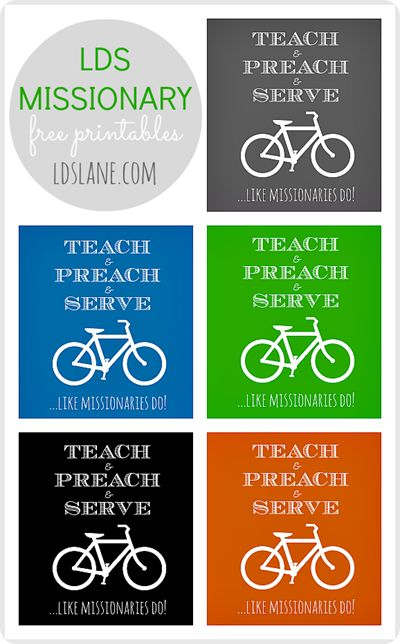 It is an image of Ambitious Missionary Name Tag Printable