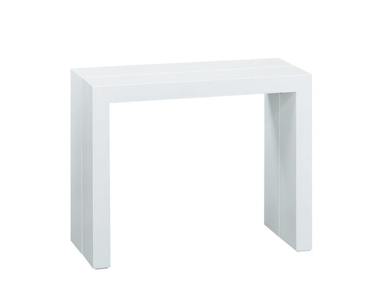 Best 25 console extensible ideas on pinterest console for Table console rabattable