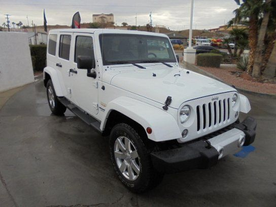 Sport Utility, 2015 Jeep Wrangler 4WD Unlimited Sahara with 4 Door in Bullhead City, AZ (86442)