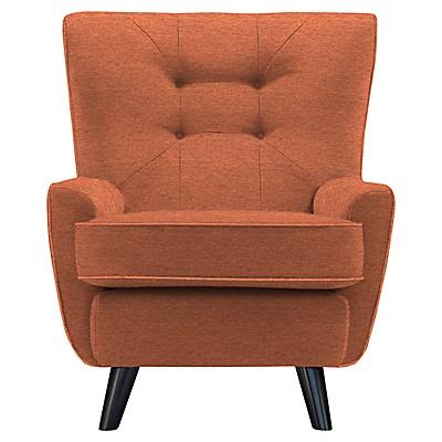 Buy G Plan Vintage The Sixty One Armchair, Tonic Orange online at JohnLewis.com - John Lewis