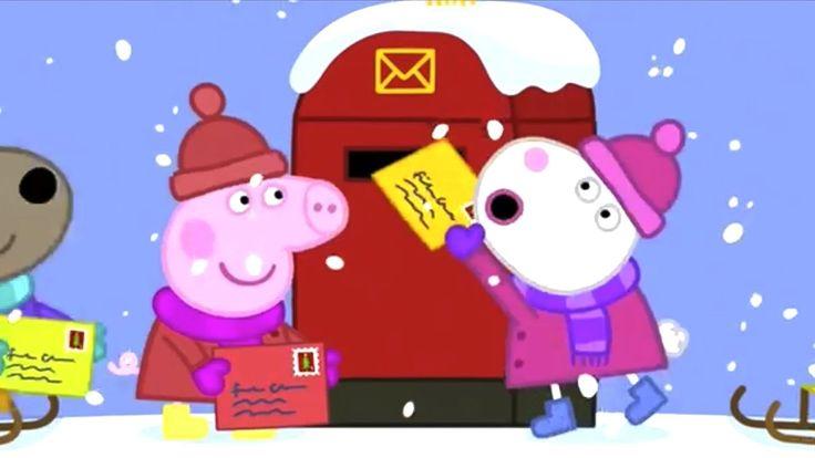 Peppa Pig - Peppa's Christmas 2016 Full Movie