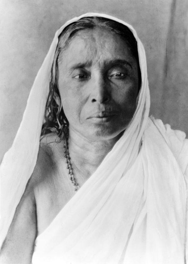 Sarada Devi Udbodhan 1909