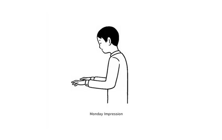 "Noritake "" Monday Impression"""