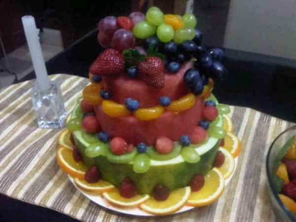 11 best Cake images on Pinterest Fruit Fruit cakes and Fruit