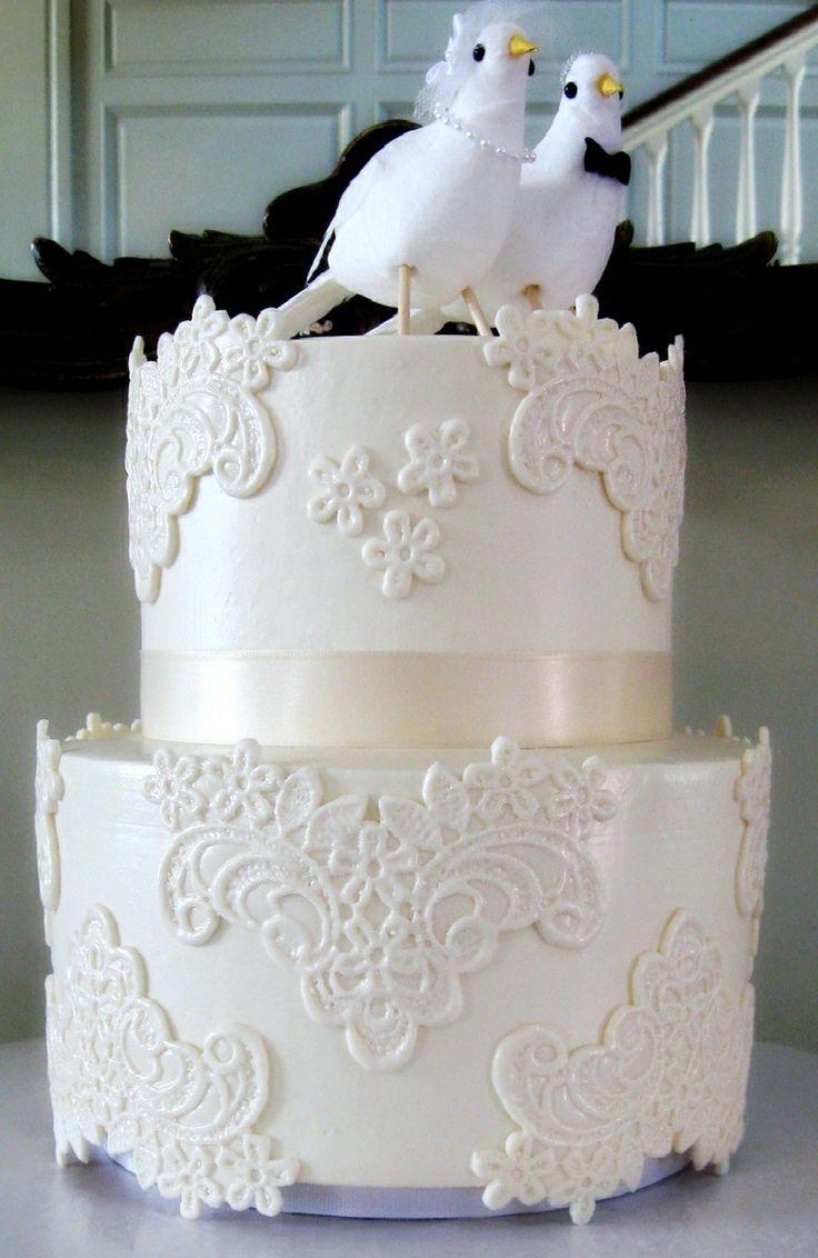 Wedding Cake By Lynn Palmer Cakes Small Cutting My Pinterest And Weddings